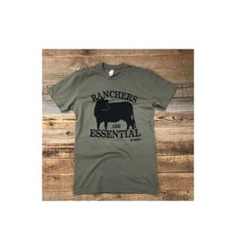 Go Rope Ranchers are Essential T-shirt