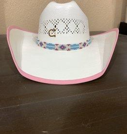 Resistol Gracie Jr Straw Hat