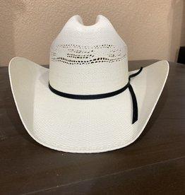 Resistol Denison Jr Straw Hat