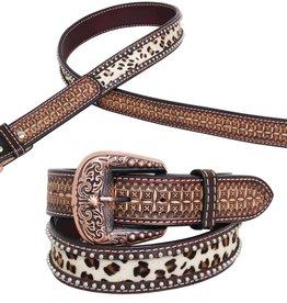 Rafter T Ranch Company Ladies Leopard Belt