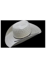 American Hat Company 6400 Rancher Straw Hat Light Sand