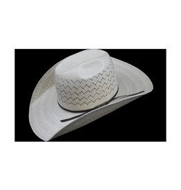 American Hat Company 6400 Rancher Straw Hat Light Sand