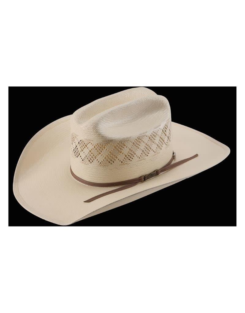 American Hat Company 6300 Cattleman Straw Hat Sand