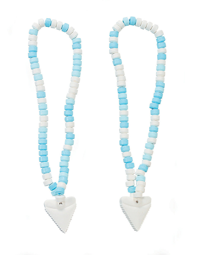 Oriental Trading Shark Attack Candy Necklace
