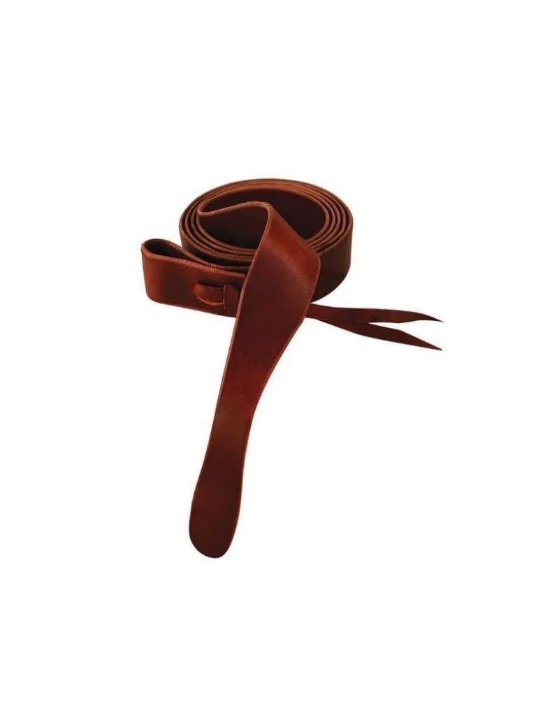 "Reinsman Tie Strap - Latigo-1 1/2"" x 7'"