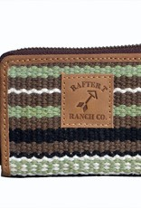 Rafter T Ranch Company Wallet - Small w/Rebecca/Tornado collection