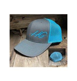 Hay Guys Hay Guys Ball Cap Gray/Blue