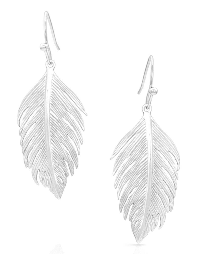 Montana Silversmiths Light As A Feather Earrings