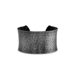 Montana Silversmiths Rocky Top Hammered Cuff Bracelet
