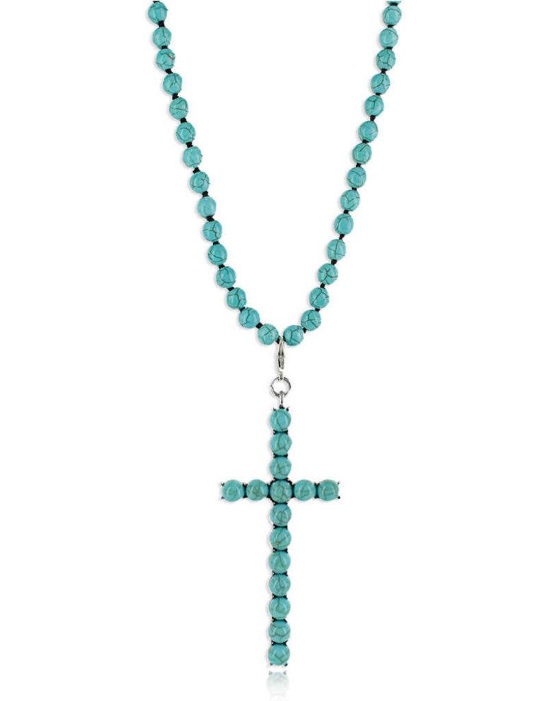 Montana Silversmiths Faith's Charm Attitude Necklace