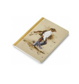 Chick Saddlery Dean Crouser Rodeo Cowboy Notebook