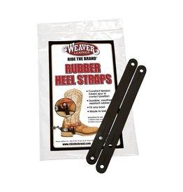 Weaver Rubber Spur Tie Down Heel Straps