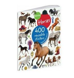 Chick Saddlery Eye Like Horses Sticker Book