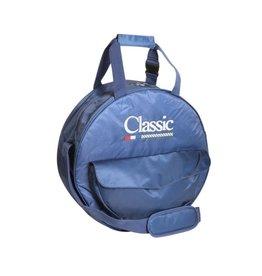 CLASSIC Junior Rope Bag Navy Chevron