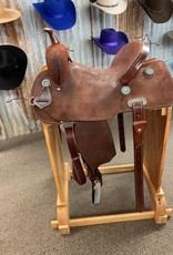Burns Saddlery 3000 4530MD Choc RO