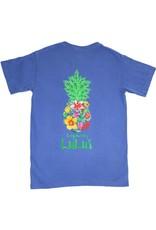 Floral Pineapple Tee