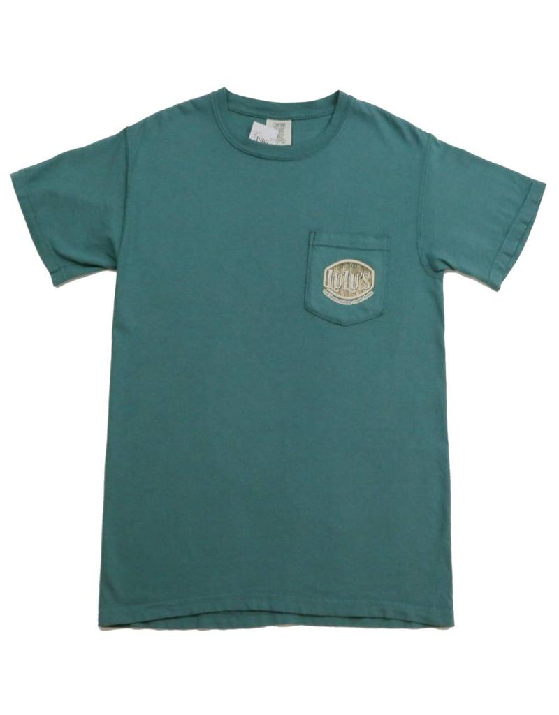 Reel Life Pocket Tee