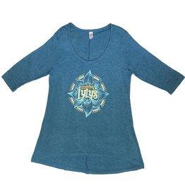 LuLu's Lotus Flowy Tunic