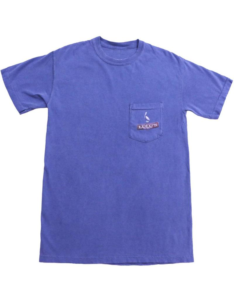 Bait & Tackle Pocket Tee