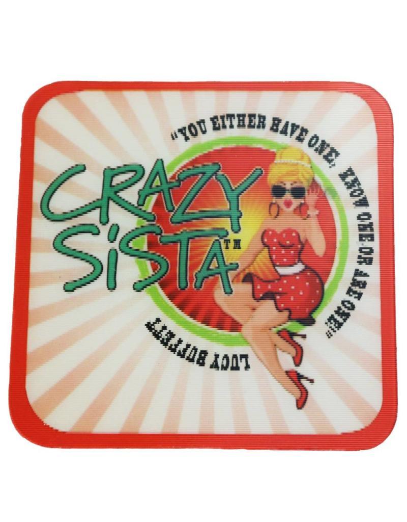 Crazy Sista Crazy Sista 3D Magnet