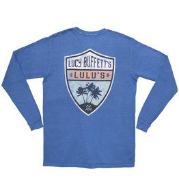LuLu's Shield Pocket Long Sleeve