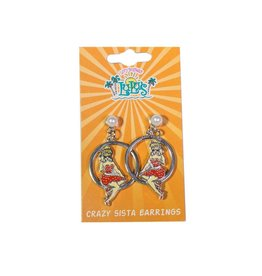 Crazy Sista Crazy Sista Earrings