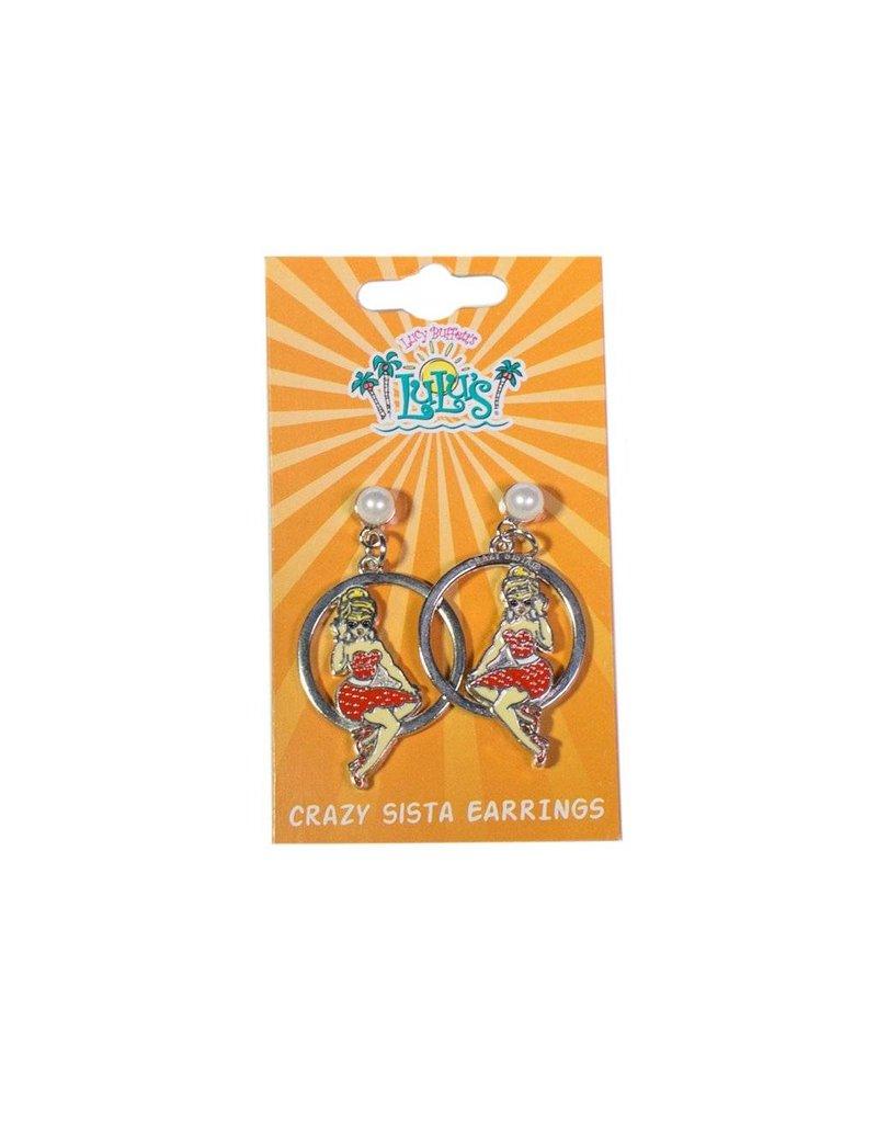 Crazy Sista Crazy Sista Earrings