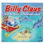 Billy Claus Novelty Book - Small Version