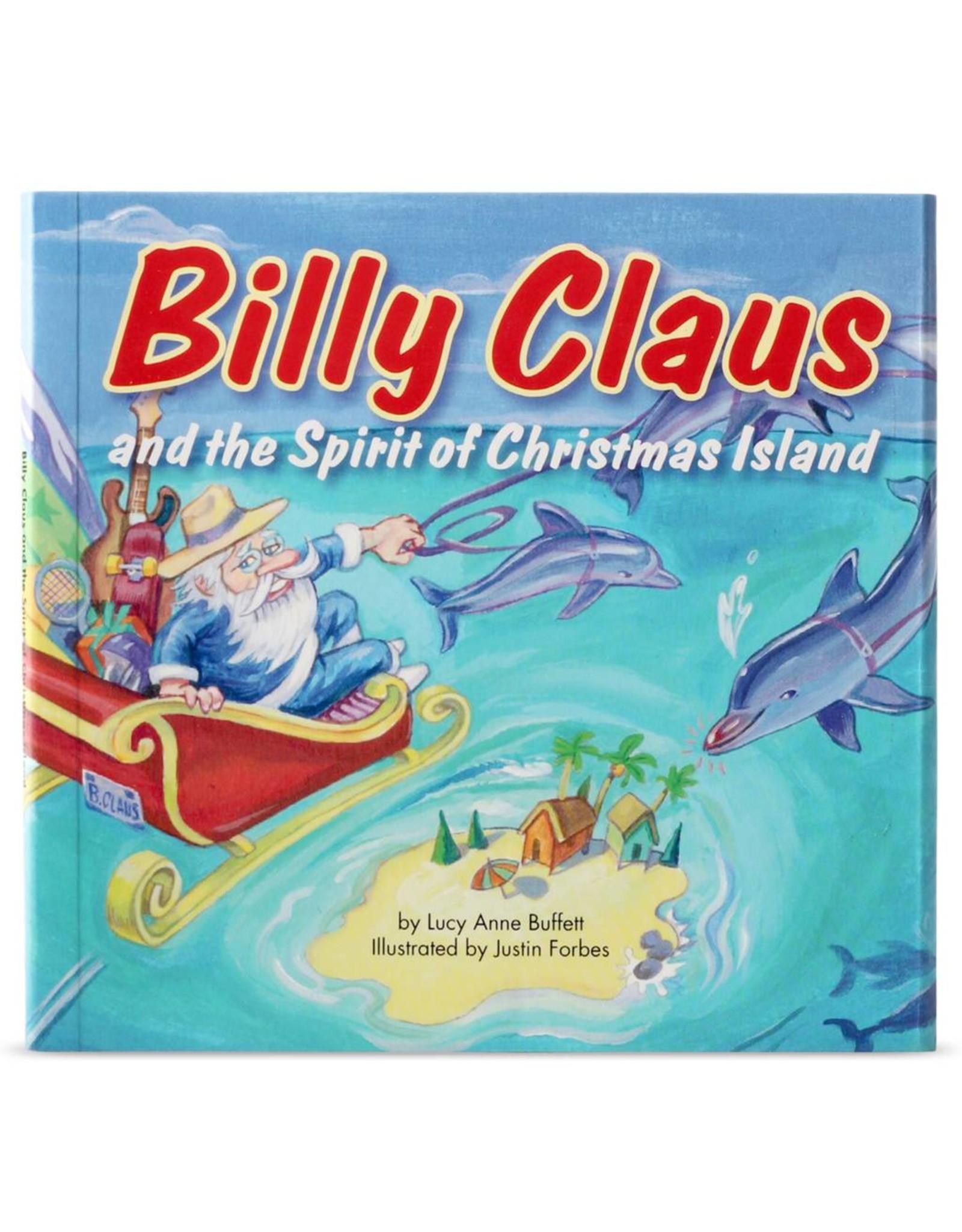 Billy Claus Hardback Book