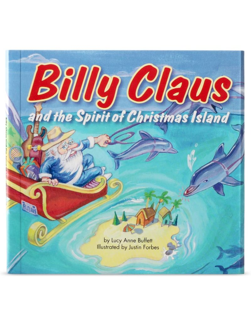 Billy Claus Hardback Book