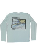LuLu's Logo Destin Coordinates Performance Long Sleeve