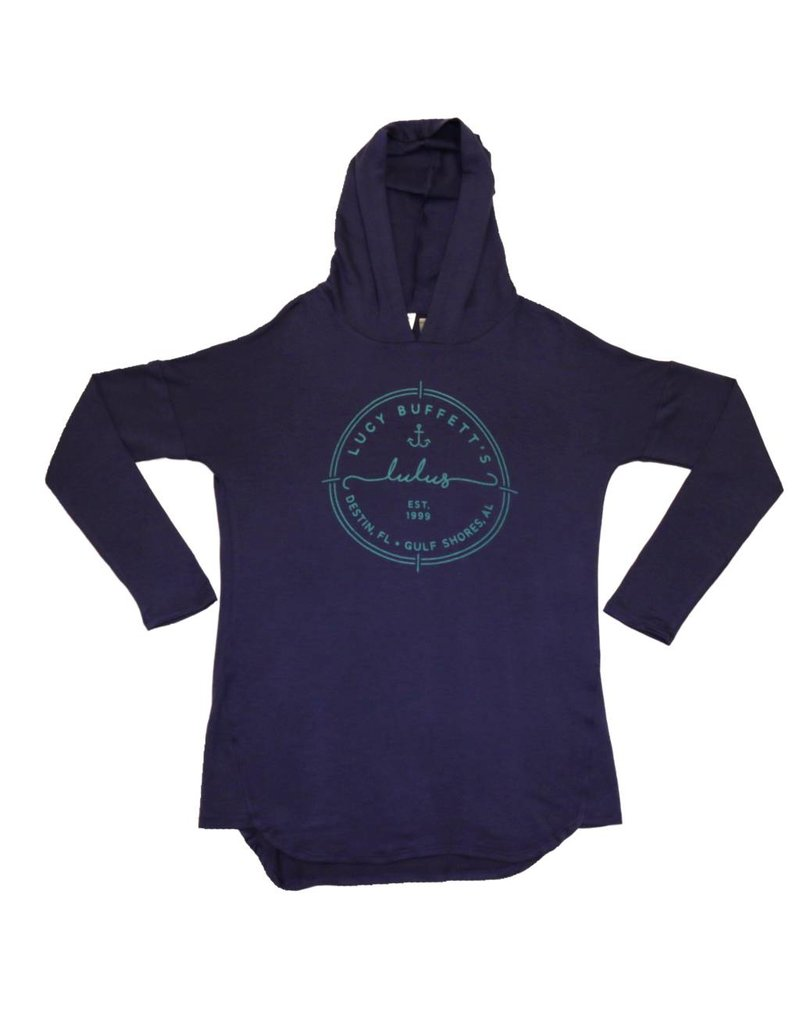 Anchor Circle Hooded Tee