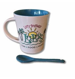 Crazy Sista Spooner Mug