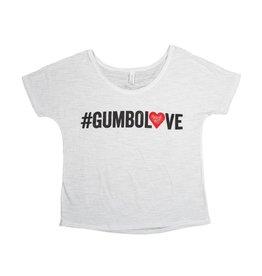 #Gumbo Love Flowy Tee
