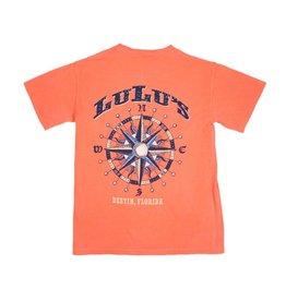 LuLu's Logo Destin Compass Tee
