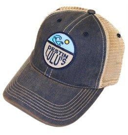 Circle Wave Hat