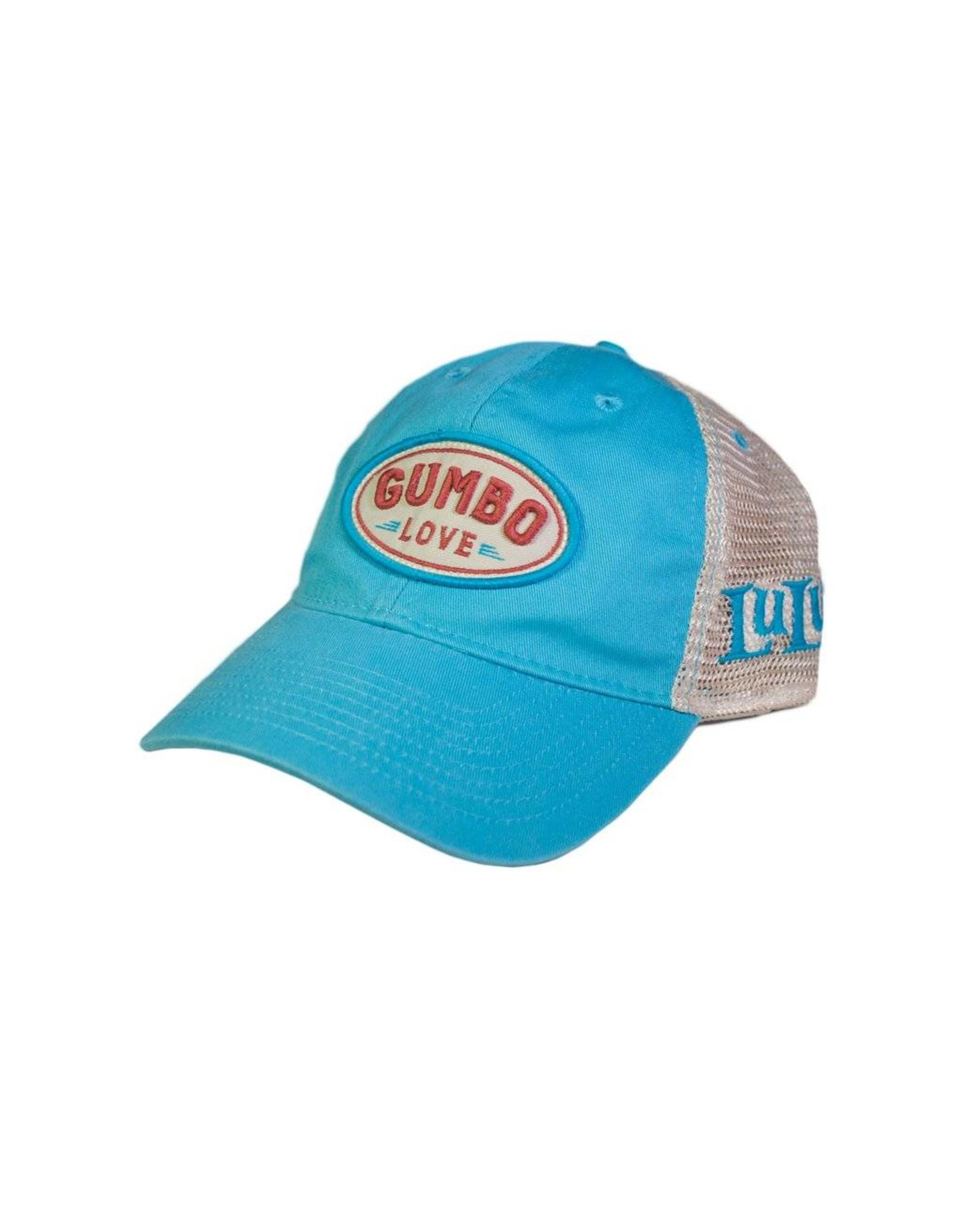 Gumbo Love Patch Trucker Hat