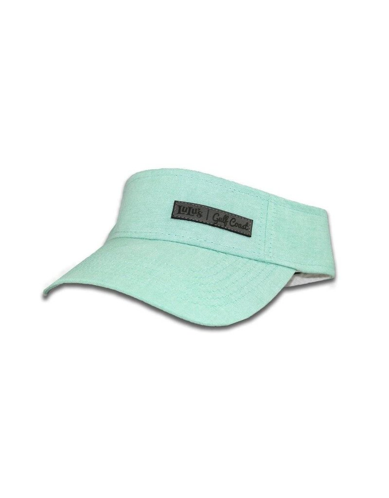 Leather Patch Visor