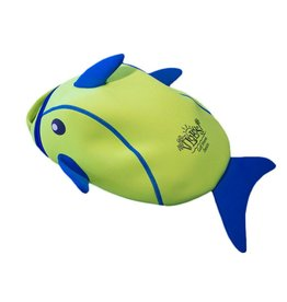 Kids Neoprene Shark Backpack