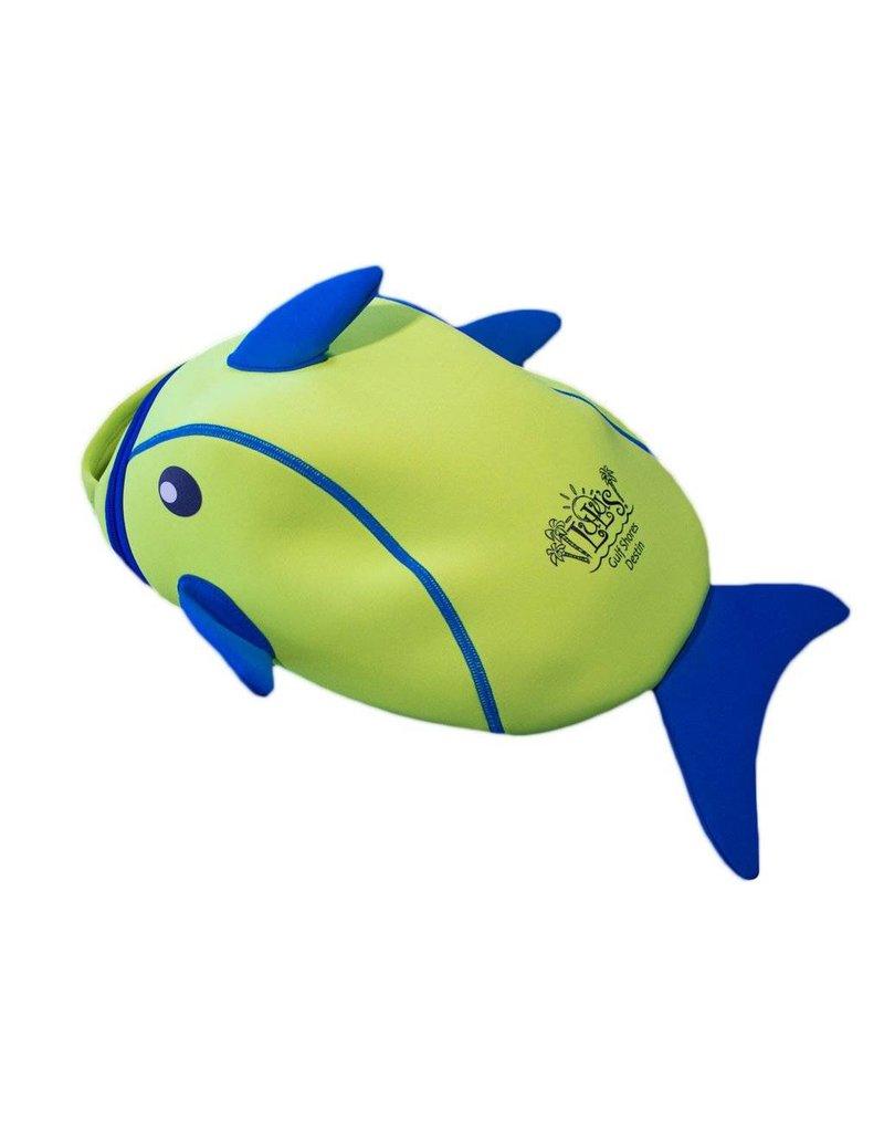Kids Neoprene Shark Backpack