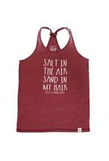 Salt in the Air Racerback Tank