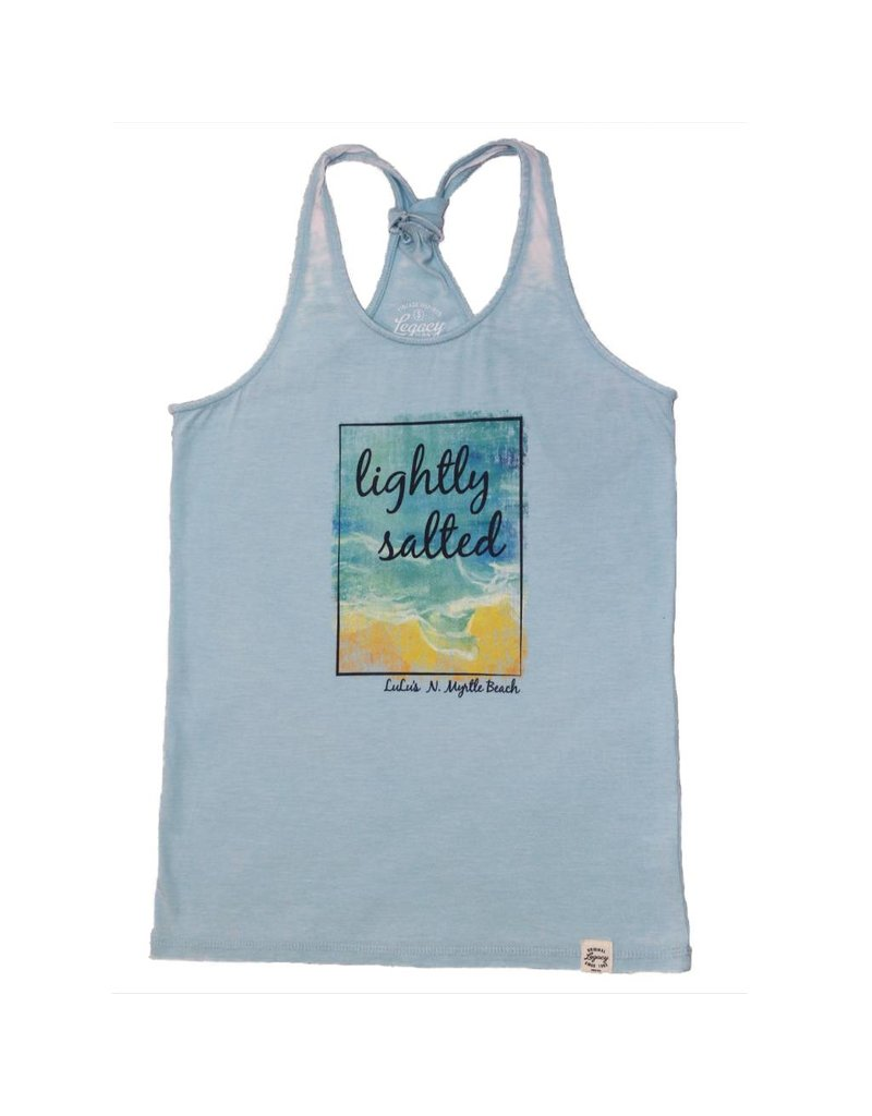 Lightly Salted Racerback Tank
