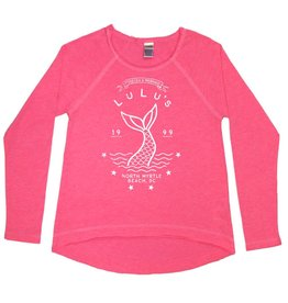 LuLu's GS/DN Youth Mermaid Raglan