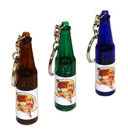 Crazy Sista Crazy Sista Bottle Keychain