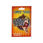 Crazy Sista Crazy Sista Sun Catcher Ornament