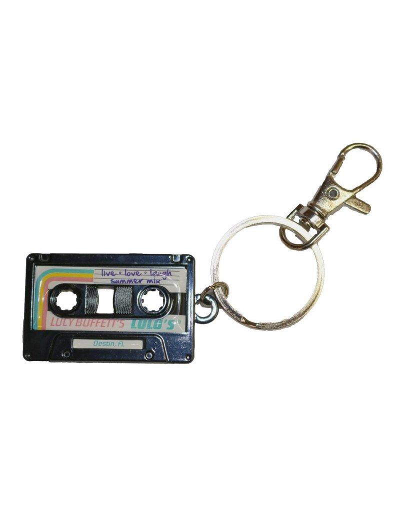 Cassette Tape Keychain