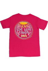 LuLu's GS/DN Live Love Circle Tee