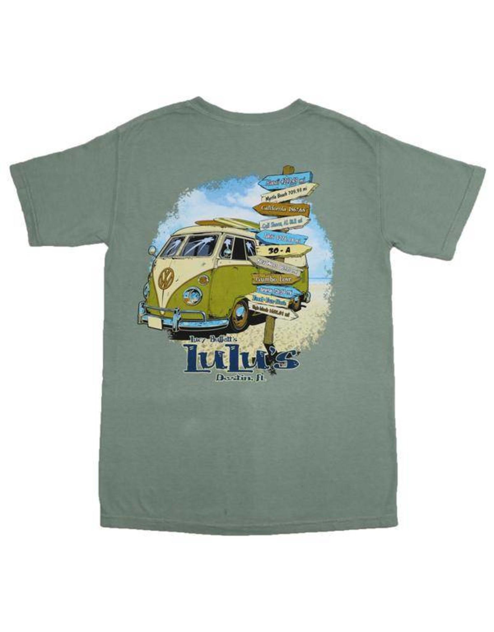 VW Bus Pocket Tee