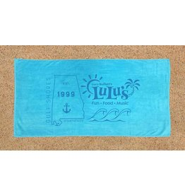 State Beach Towels