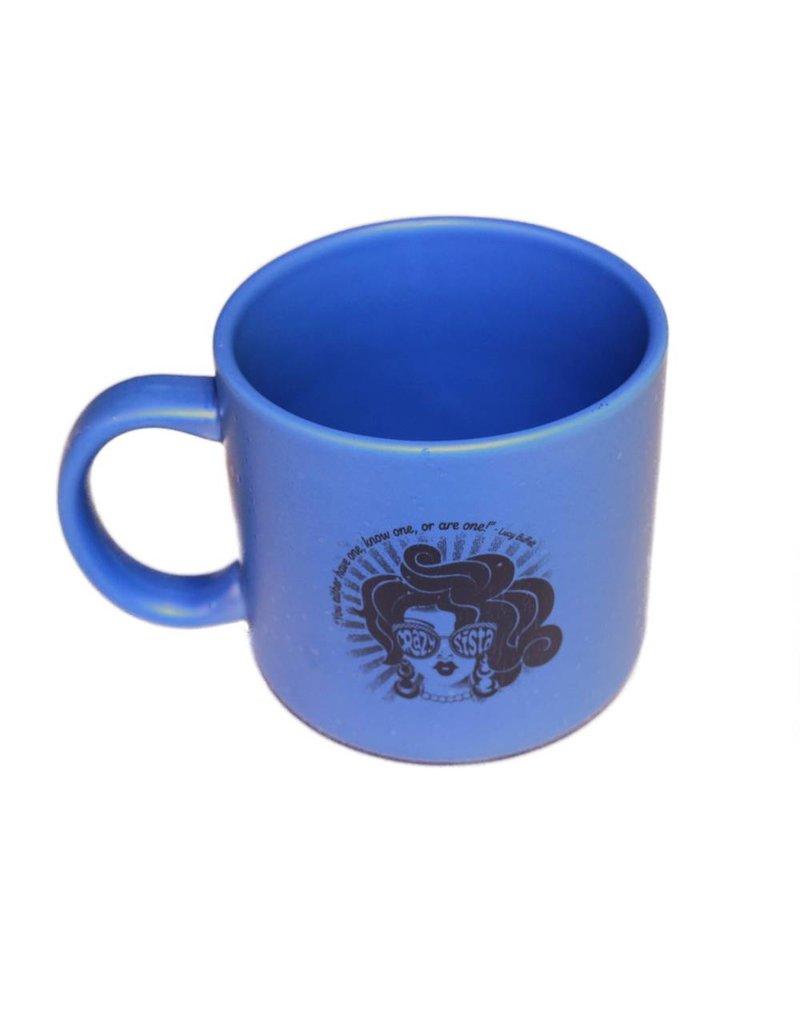 Crazy Sista Matte Crazy Sista Mug